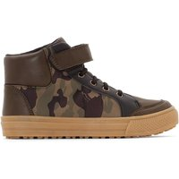 Camouflage Trainers, 26-39