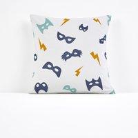 Bruce Single Printed Cotton Pillowcase