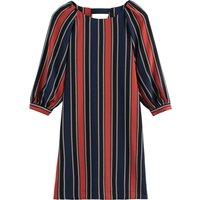 shop for Striped Shift Dress at Shopo