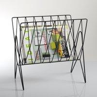 Niouz Magazine Rack
