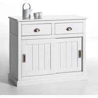 Inqaluit Sideboard with 2 Cupboards and 2 Drawers