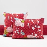 Red Miss China Single Pillowcase