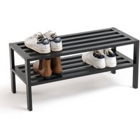 Birch Shoe Rack