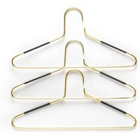 'Drenia Set Of 3 Non-slip Coat Hangers
