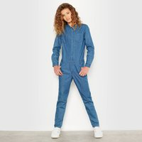 Denim Jumpsuit, 10-16 Years