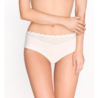 Guipure Lace and Tulle Briefs