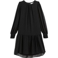shop for Dotted Long-Sleeved Dress at Shopo