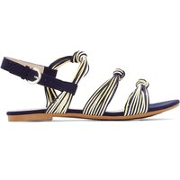 Knotted Thread Detail Sandals