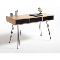 Biface 3-Drawer Desk