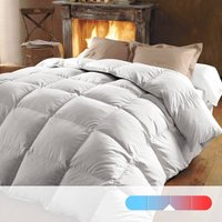 Natural Down Duvet, 320 g/m² with Dust Mite Protection