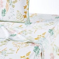 Herbarium Cotton Percale Flat Sheet