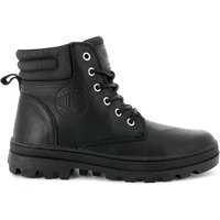 Pallaboss Lace-Up Hi-Top Trainers