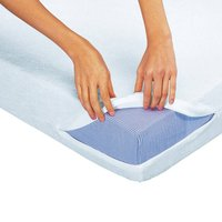 Terry Towelling Full Mattress Cover with Anti-Microbial Treatment