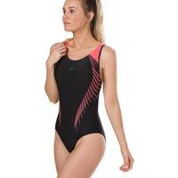 Fit Laneback Sun Protection Pool Swimsuit