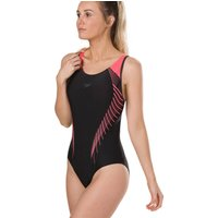 Fit Laneback Sun Protection Pool Swimsuit