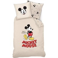 Children's Mickey Mouse Duvet Cover & Pillowcase Set