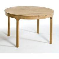 Amalrik 4-8 Seater Round Extending Table