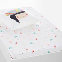 Anouk Printed Fitted Sheet