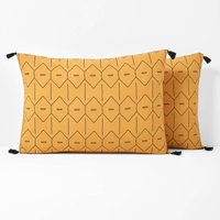 Mirni Printed Single Pillowcase