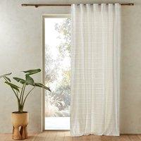 Loupia Organic Cotton Curtain.