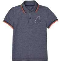 Polo Shirt with Number, 3-12 Years