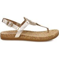 Ayden Ii Metallic Leather Sandals