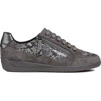 Sneackers grigio donna Baskets D Myria Materiale sintetico