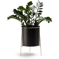 Ynaya Plant Pot with Stand