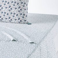 Molly Washed Cotton Flat Sheet