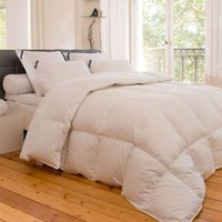 Univers natural duvet with extra-white natural goose down