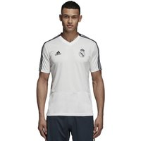 T-shirt bianco uomo T-shirt del Real Madrid