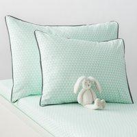 Scandinave Baby's Geometric Cotton Pillowcase
