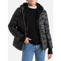 Reversible Padded/Faux Fur Jacket.