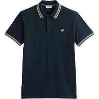 Rayoc Regular Fit Polo Shirt in Cotton Pique.