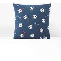 Football Square Cotton Pillowcase