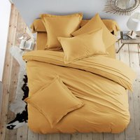 Plain Cotton Flannel Duvet Cover
