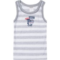 Striped Vest Top, 2-12 Years