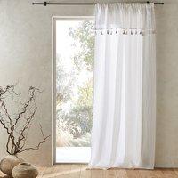 Pimppola Single Linen Curtain.