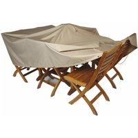 Waterproof Cover for Garden Table, width 200 cm