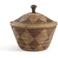 BRAZIL Small Woven Storage Basket