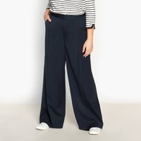 Wide Leg Trousers, Length 30.5