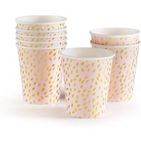 Foelia Decorative Paper Cups (Pack of 8)