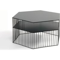 Bangor Double Tier Cage Coffee Table