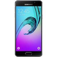 Smartphone Samsung Galaxy A3 noir, A310F 12 cm (4,7 pouces) Exynos à 1,5 GHz 7578 quad-core 64-bit