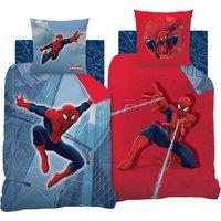 Spiderman Tower Cotton Bedding Set