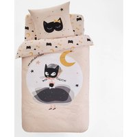 Cat Opera Printed Duvet Cover