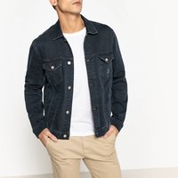 Straight Cut Denim Jacket
