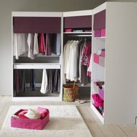 LA REDOUTE INTERIEURS Build Corner Wardrobe Module
