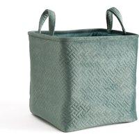 Gary Soft Velvet Cube Box