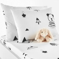 Forest Camp Baby's Pillowcase